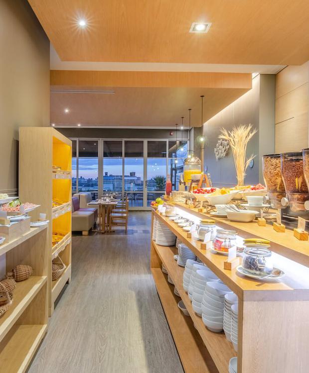 Buffet breakfast GHL Style Hotel Yopal Yopal
