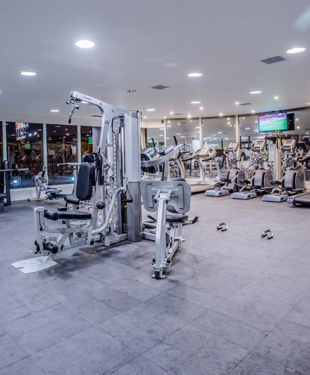 Gym Relax Corales de Indias Hotel GHL Cartagena de Indias