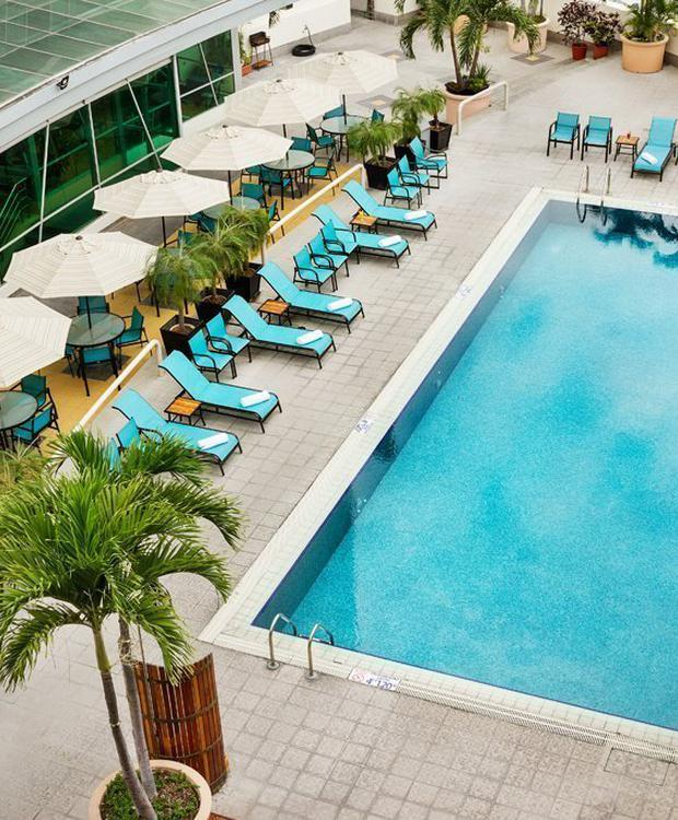 4 Sheraton Guayaquil Hotel Guayaquil