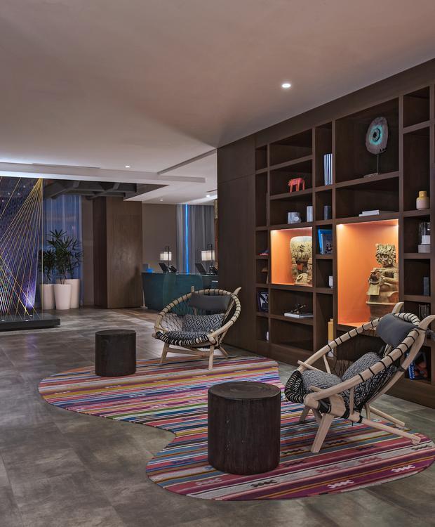 Lobby Hyatt Centric Guatemala City Hotel Guatemala City