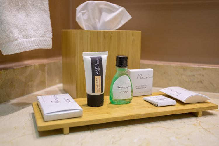 Amenities ghl collection barranquilla hotel