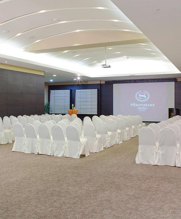 Los Libertadores Event Room Sheraton Quito Hotel Quito