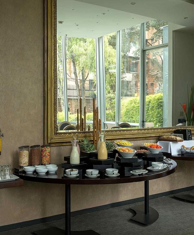 Restaurante GHL Collection 93 Hotel Bogotá