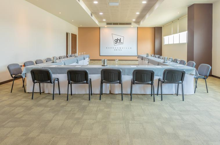Meeting rooms ghl collection barranquilla hotel