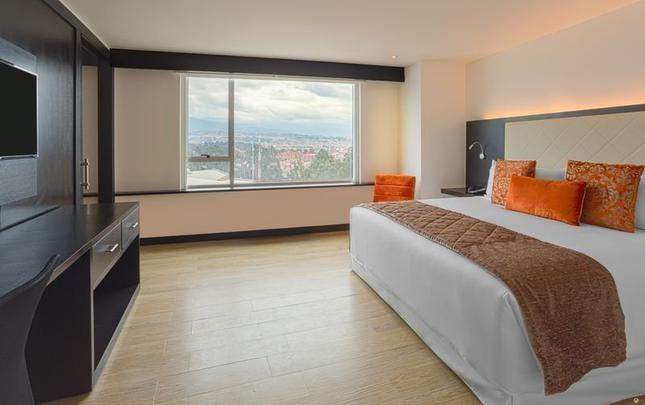 CLASSIC TWIN MOUNTAIN VIEW Hotel Four Points by Sheraton Cuenca Cuenca
