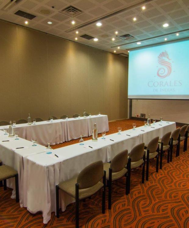 Calamary en U Relax Corales de Indias Hotel GHL Cartagena de Indias