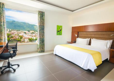 KING DOUBLE ROOM GHL Hotel Grand Villavicencio Villavicencio