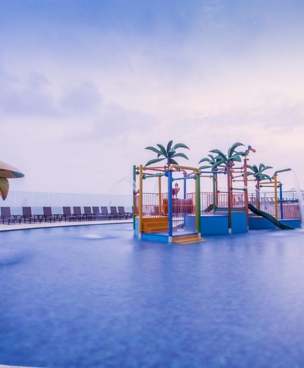 Swimming Pool for Kids GHL Relax Corales de Indias Hotel Cartagena de Indias
