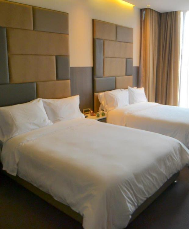 Habitación Superior Twin Bioxury Hotel Bogota