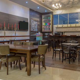 LOBBY BAR GHL Collection Barranquilla Hotel Barranquilla