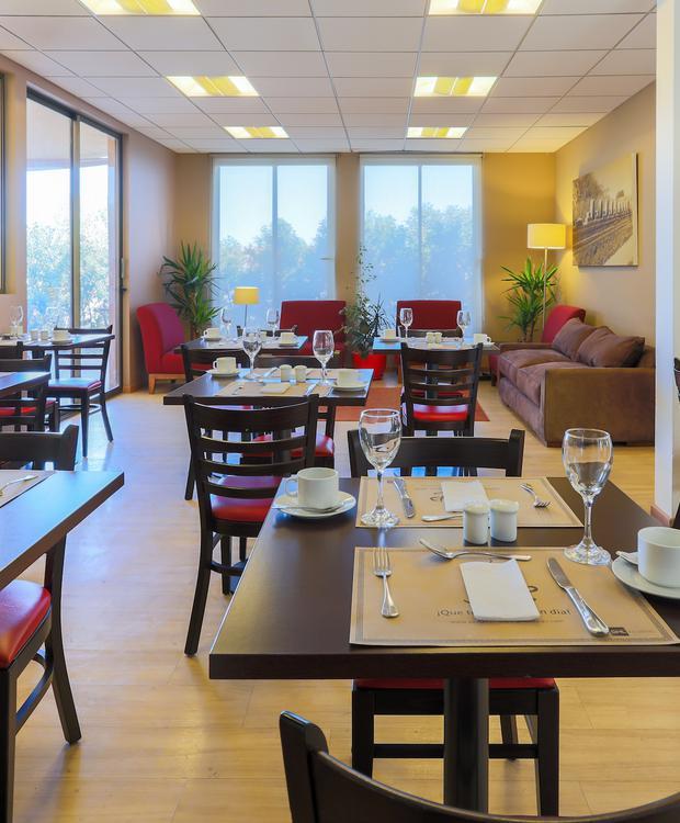 Restaurant Hotel Geotel Calama Calama
