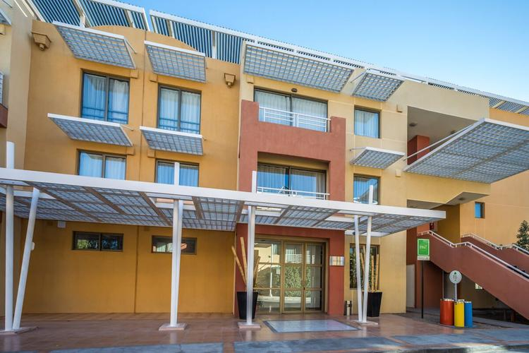 Outdoors hotel geotel calama