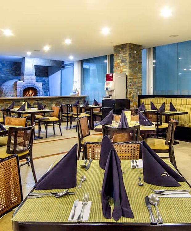 Restaurant Tequendama Hotel Bogota