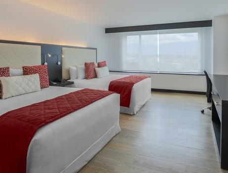PRESIDENTIAL SUITE Hotel Four Points by Sheraton Cuenca Cuenca