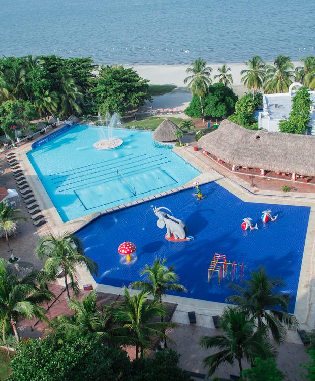 Hotel Relax Costa Azul Hotel GHL Santa Marta