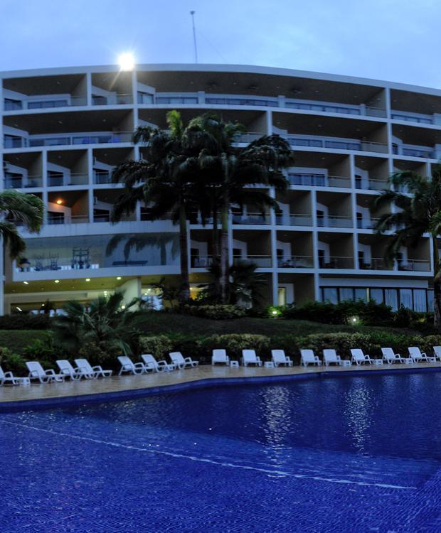 View GHL Relax Hotel Makana Resort Tonsupa