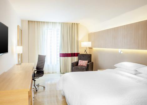 TRADITIONAL KING ROOM Hotel Four Points By Sheraton Barranquilla Barranquilla