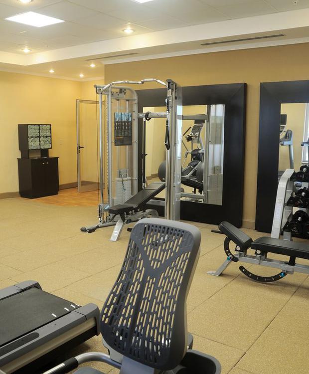 Gym Hilton Garden Inn Panamá Hotel Ciudad de Panamá