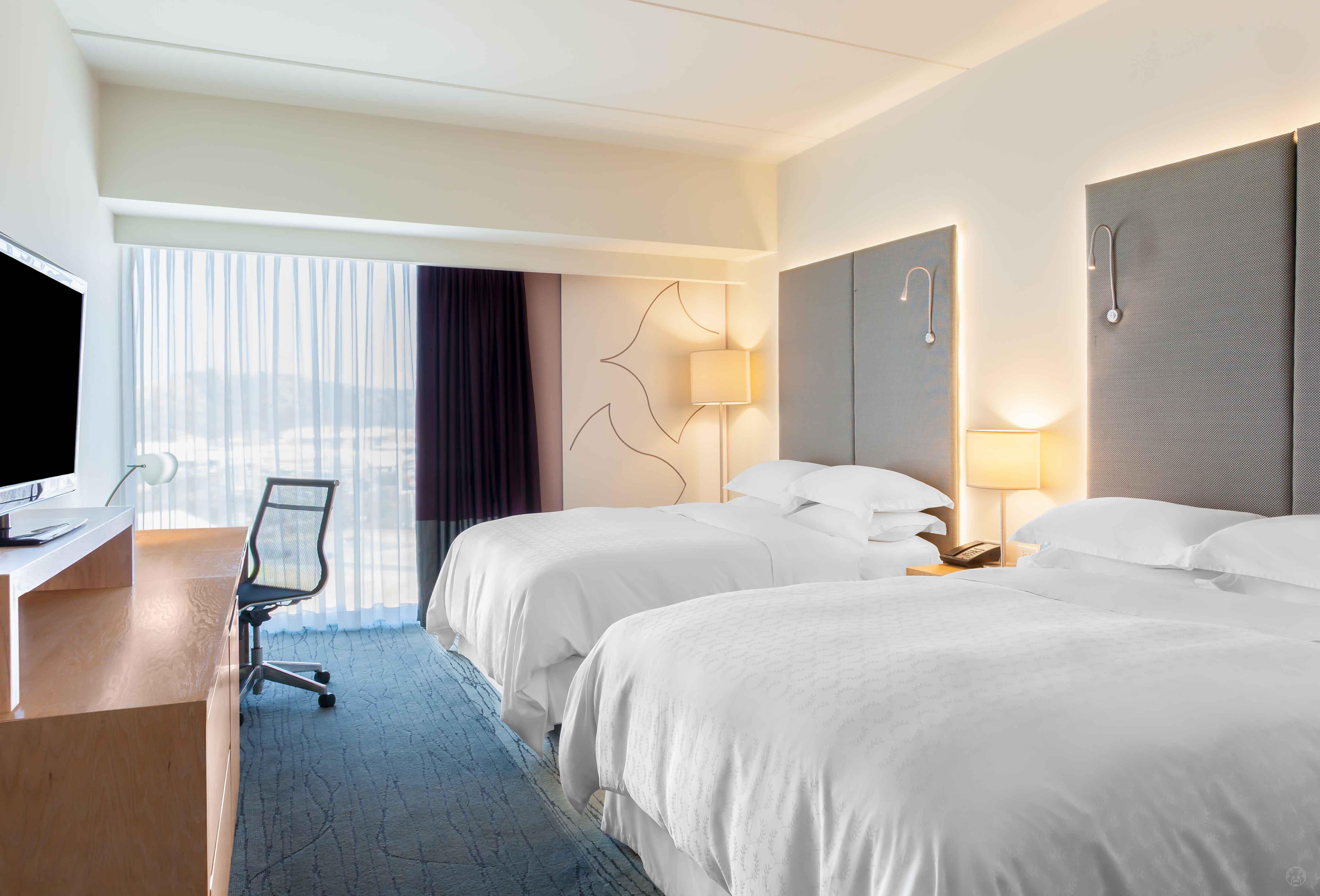Rooms Sheraton San Jose Hotel San Jose Ghl Hotels