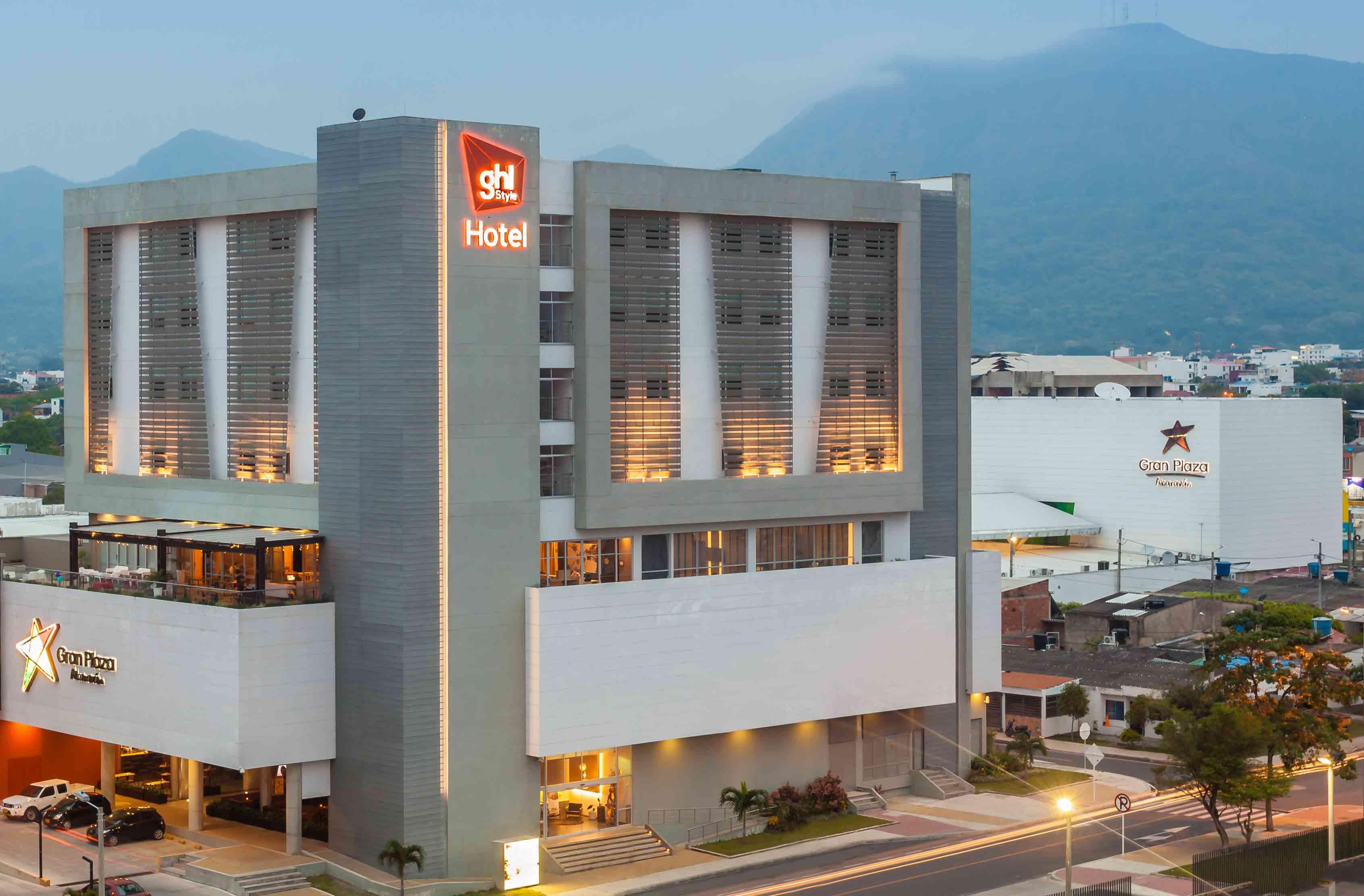 Thb Hotel Osborne In Yopal