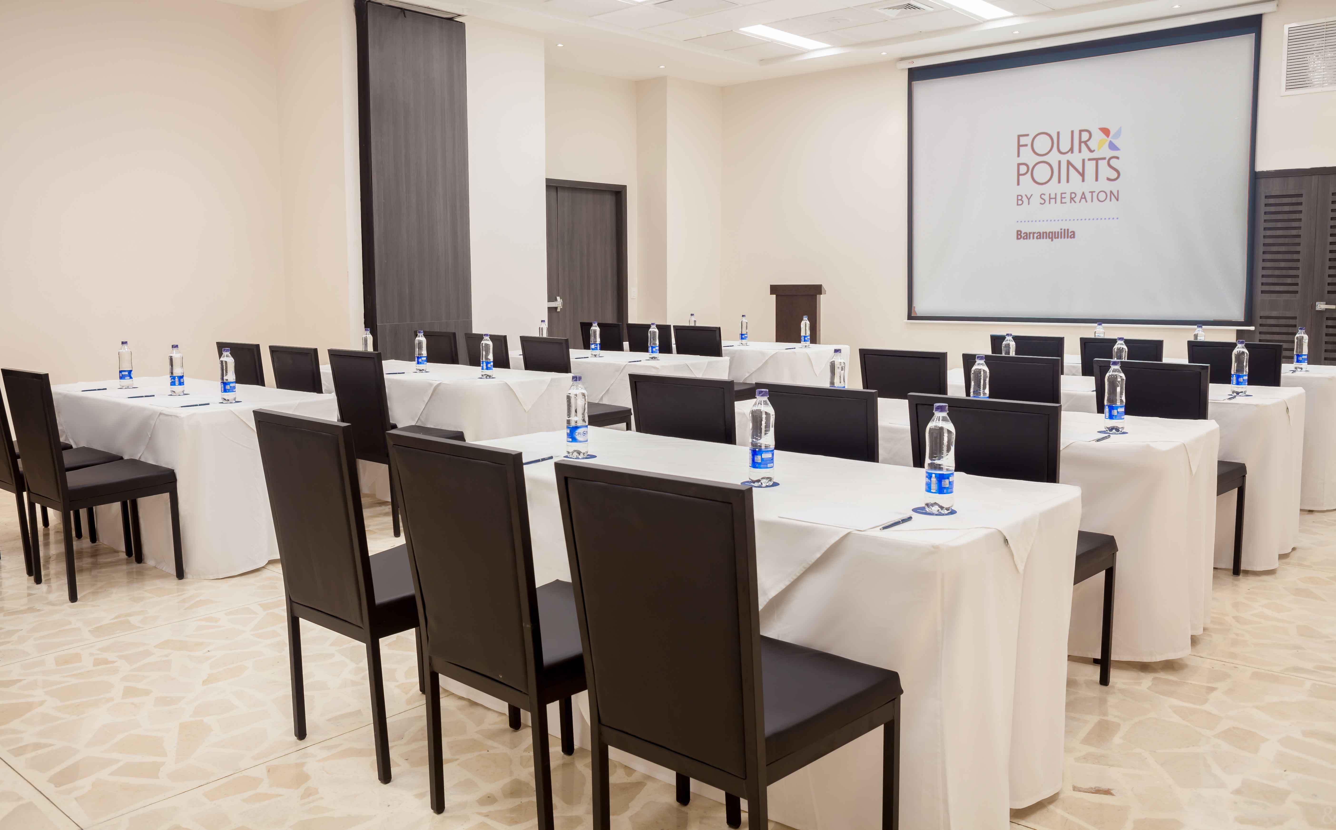 BARRANCA 2 ROOM Four Points By Sheraton Barranquilla Hotel Barranquilla